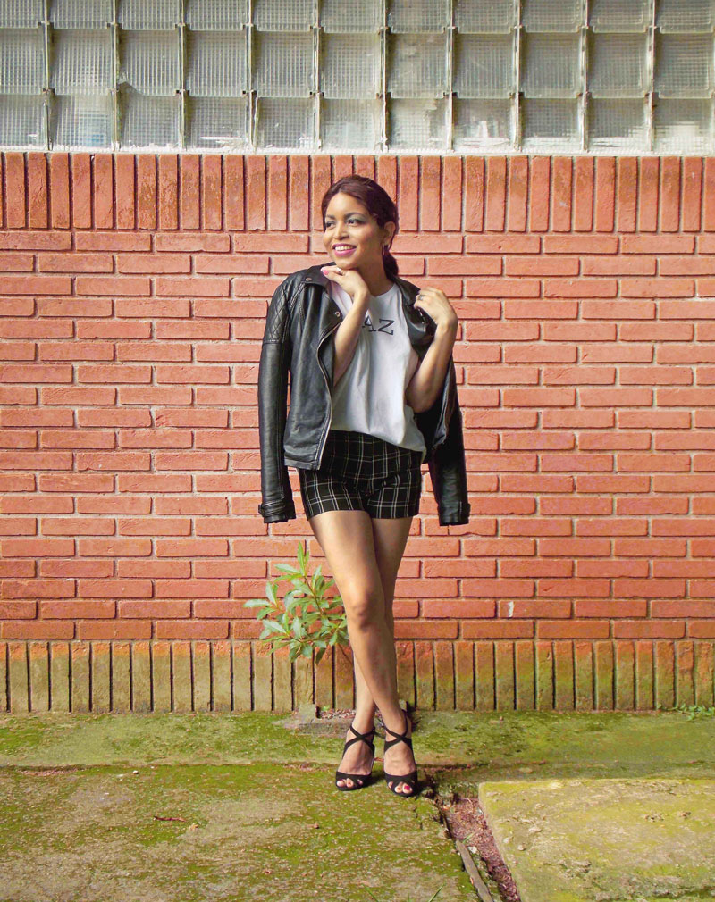 Styling Plaid: Parte III