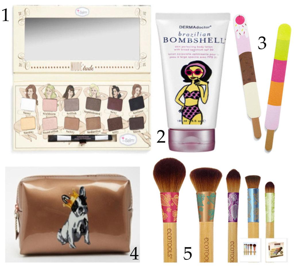 5 Ideias de presentes para beauty addicts