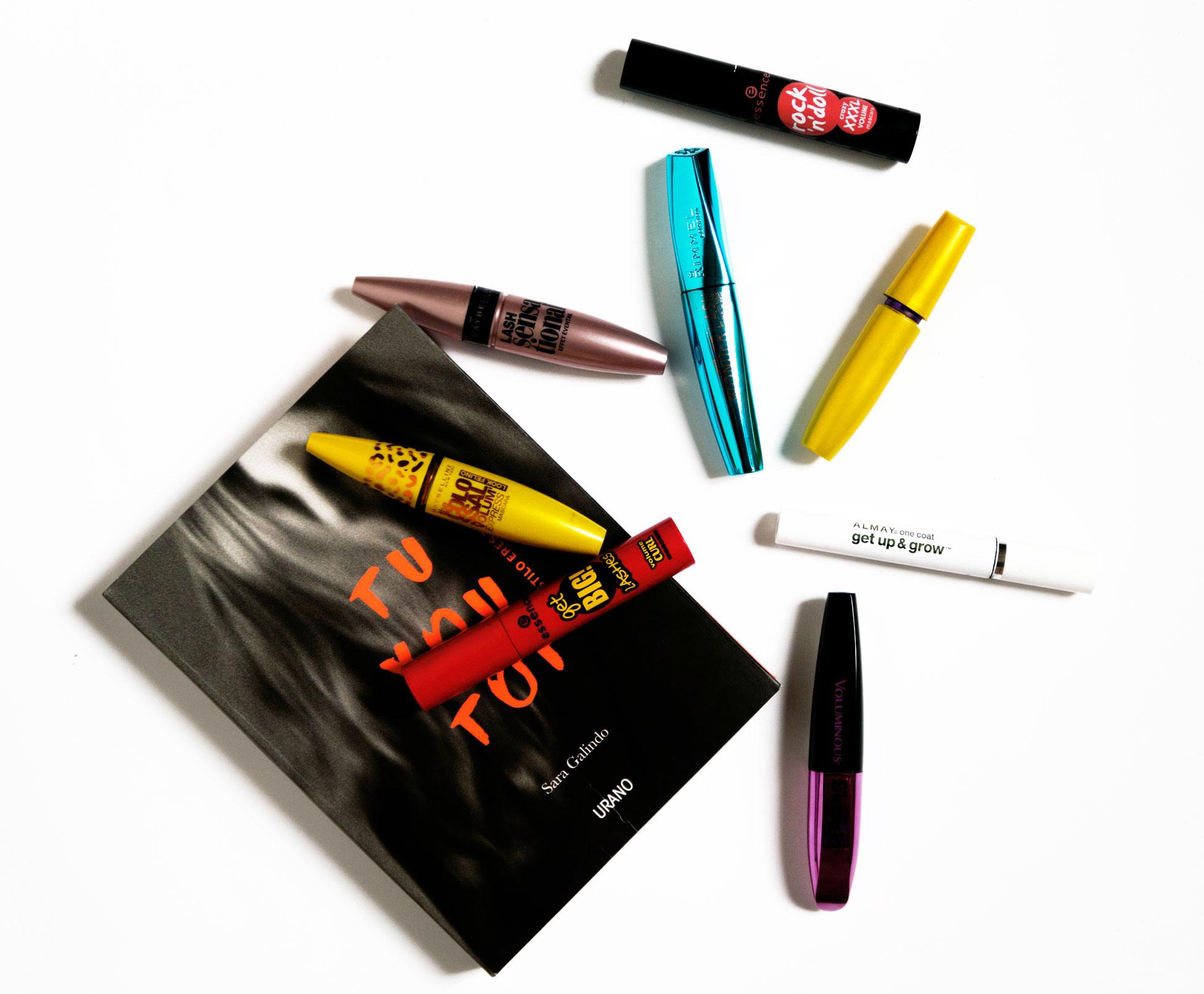 Mascara Tips & Tricks