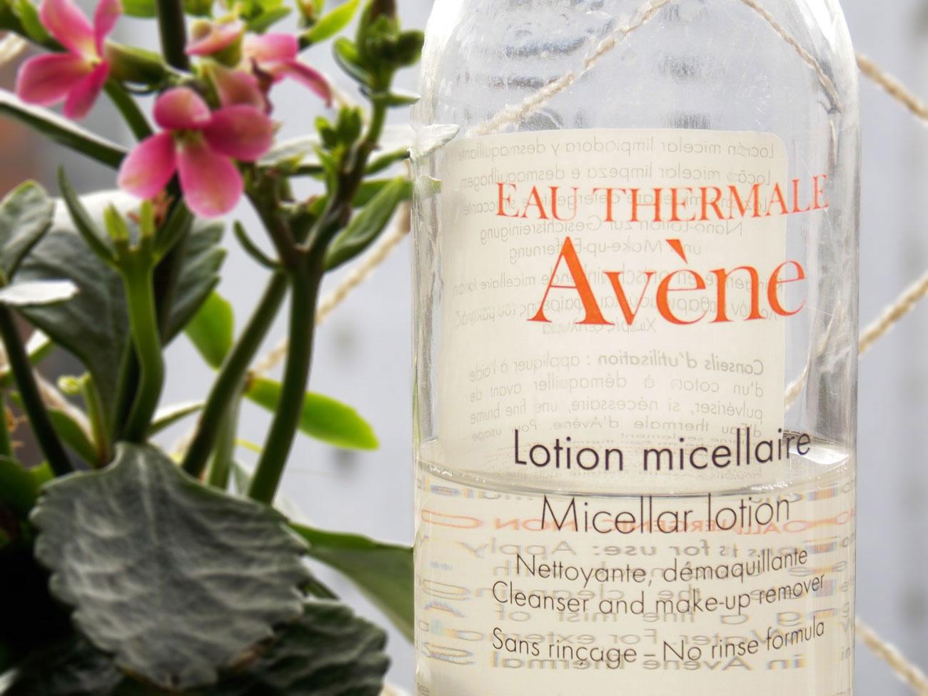 Avène micellar lotion review