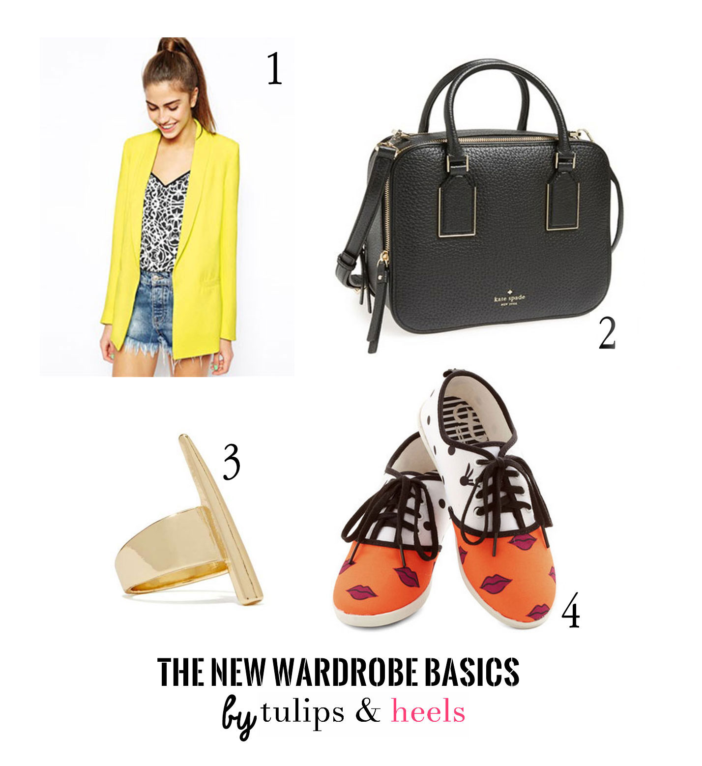 The new wardrobe basics