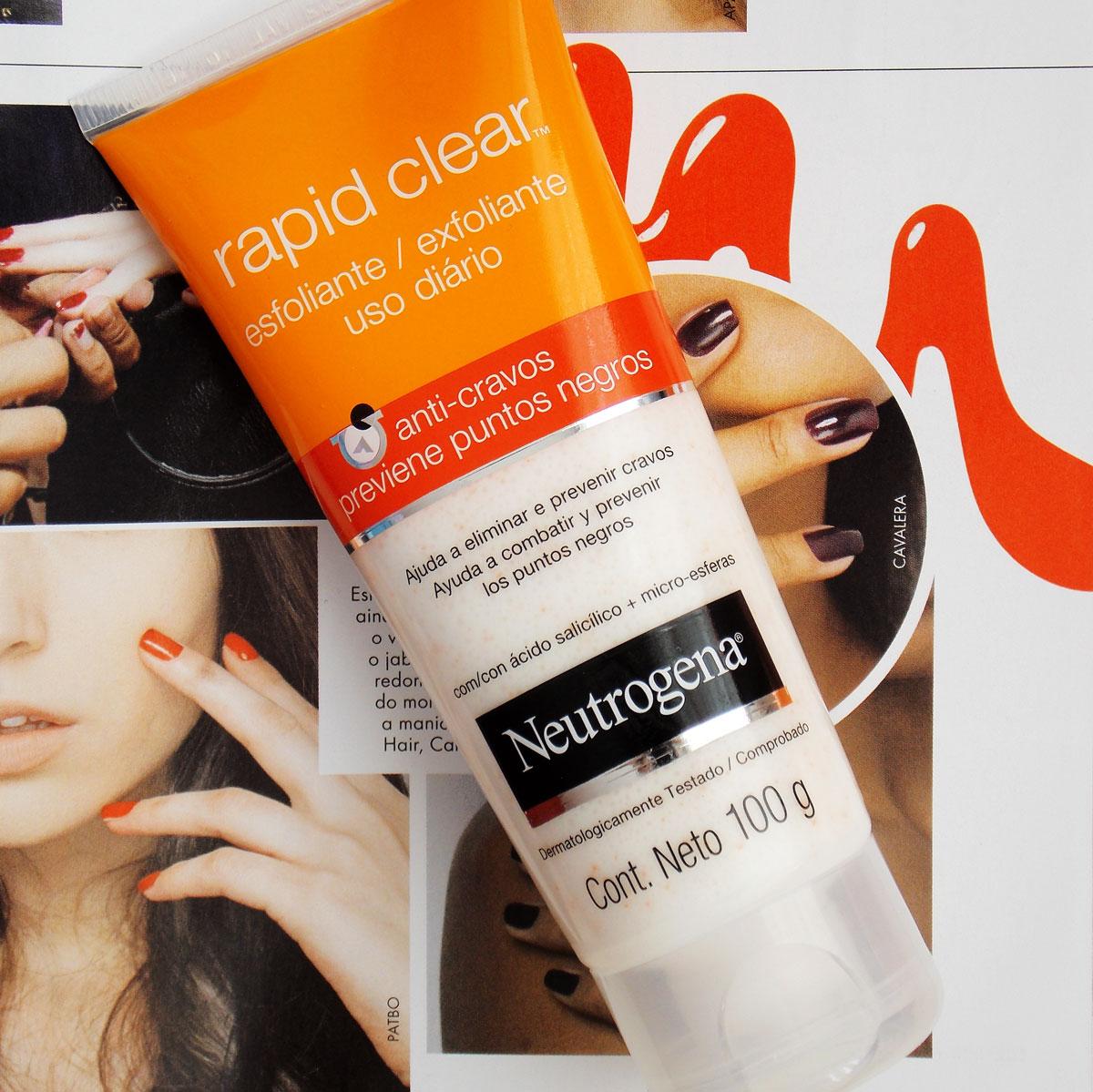 Neutrogena Blackhead Eliminating Daily Scrub Review