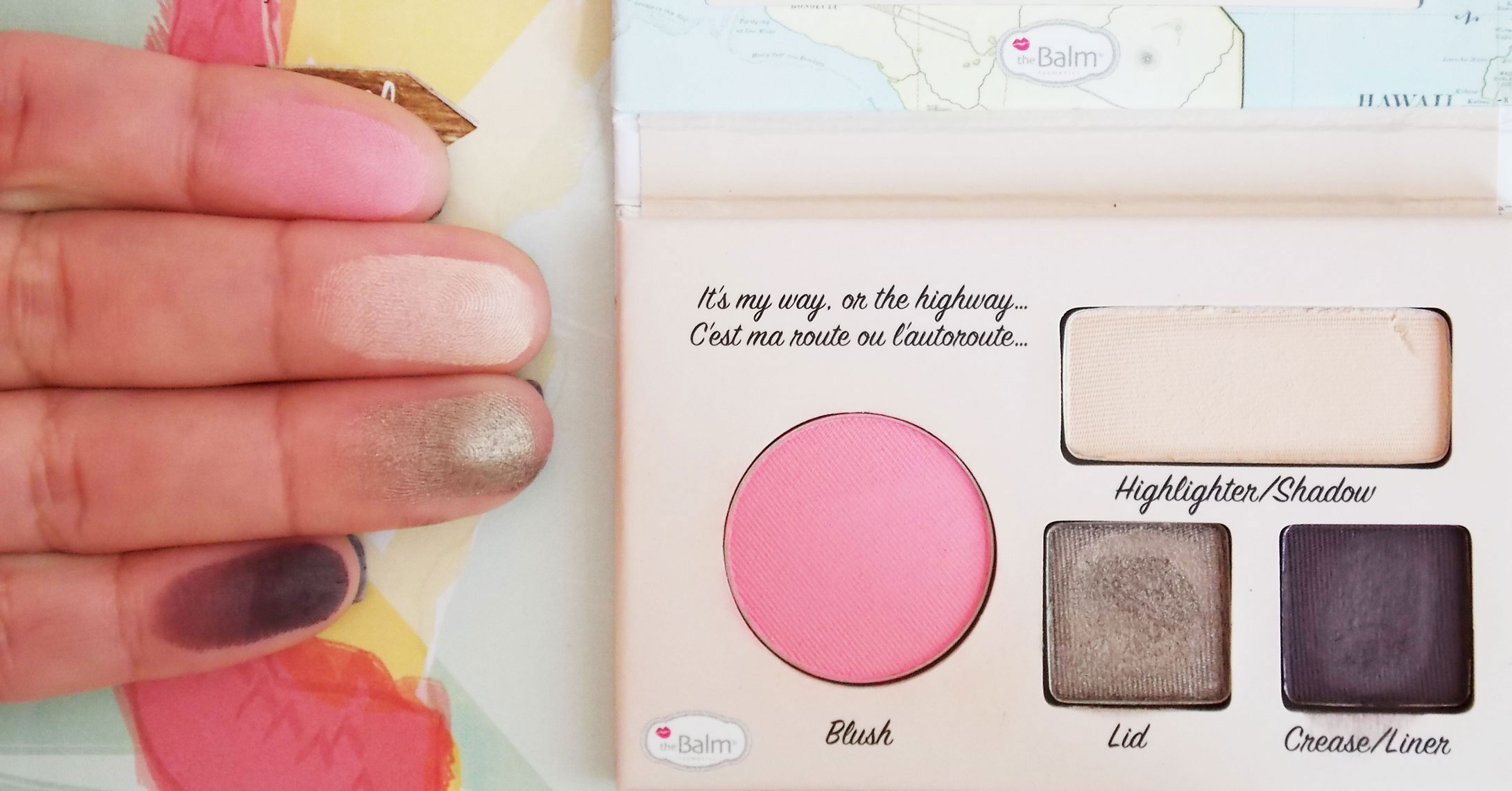 Thebalm Autobalm Hawaii Face Palette Review