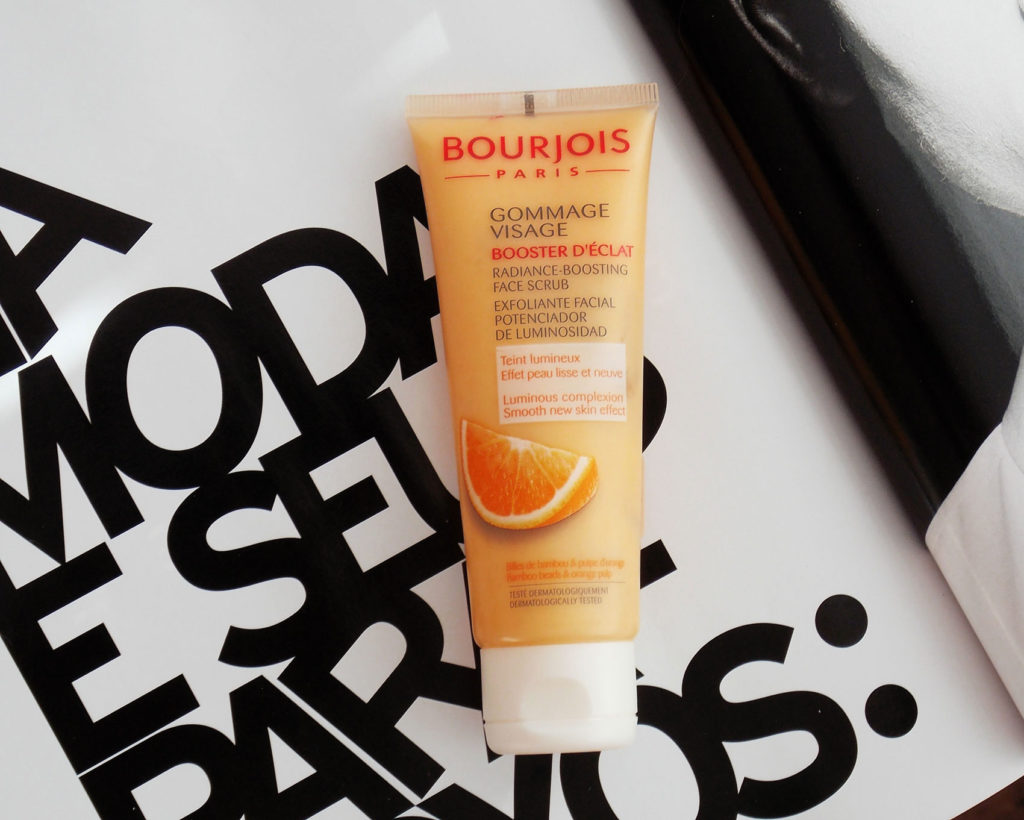 Bourjois Radiance-Boosting Face Scrub