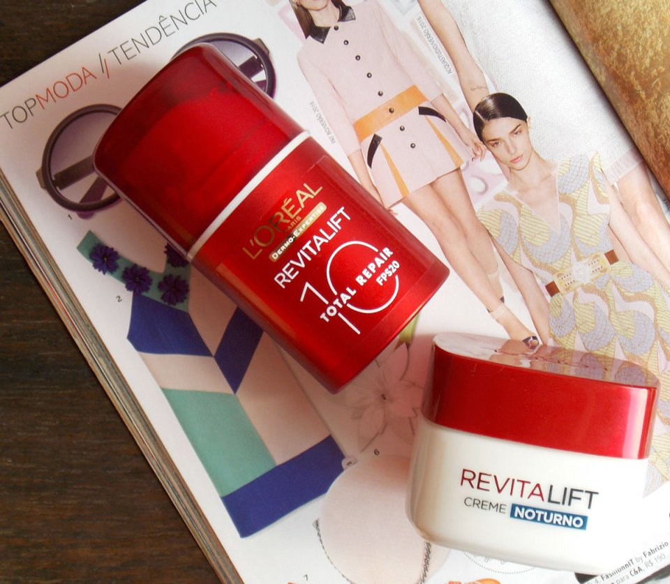 L'oreal Revitalift Review