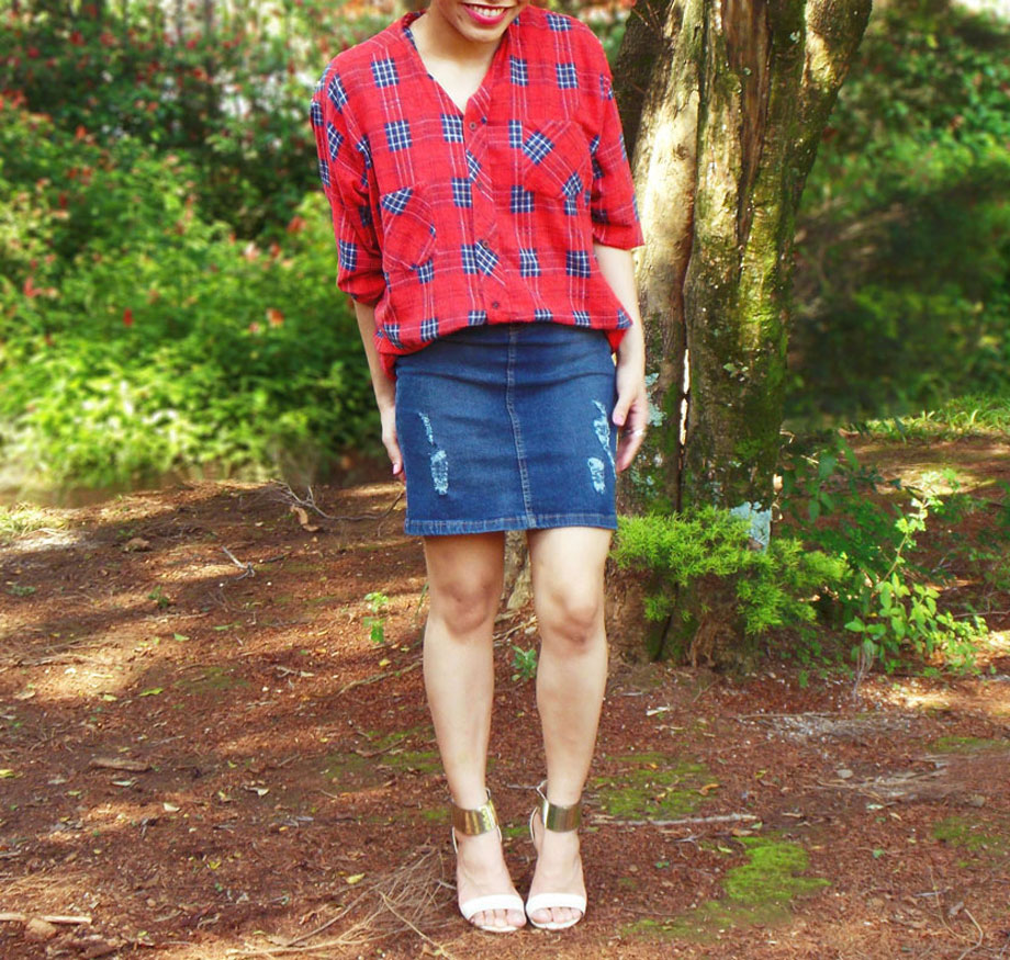 Styling Plaid: Part I