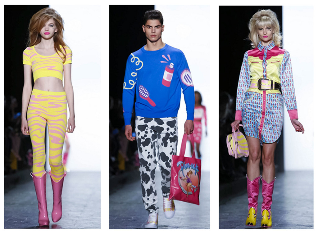 Jeremy Scott: intendedly tacky