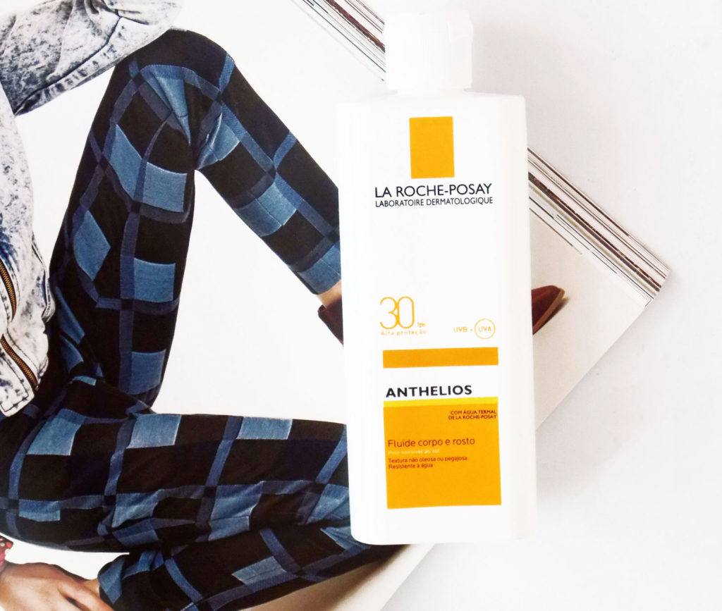 Anthelios Sunscreen Review