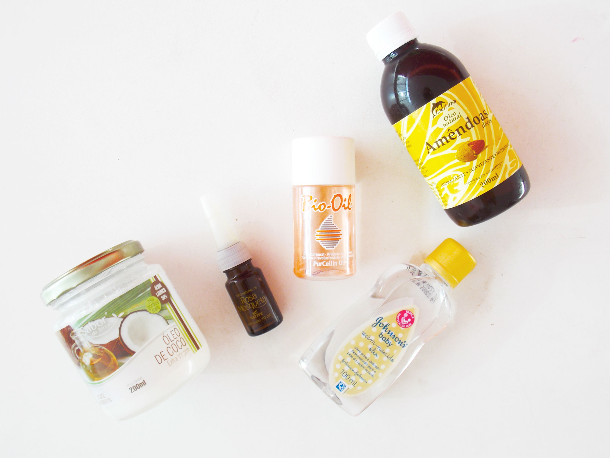 How I incorporate oils into my beauty routine