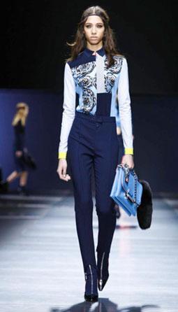 Versace's new sexy