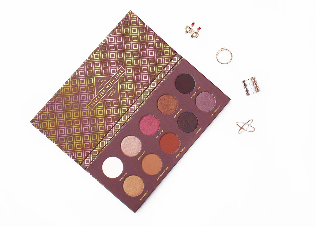 Zoeva Cocoa Blend Palette Review and Swatches