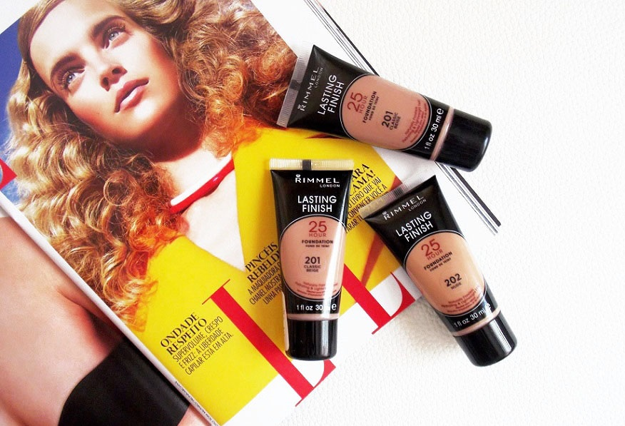Rimmel Lasting Finish 25 Hour Foundation Review
