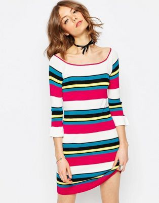 Trend Alert: Technicolor Stripes.