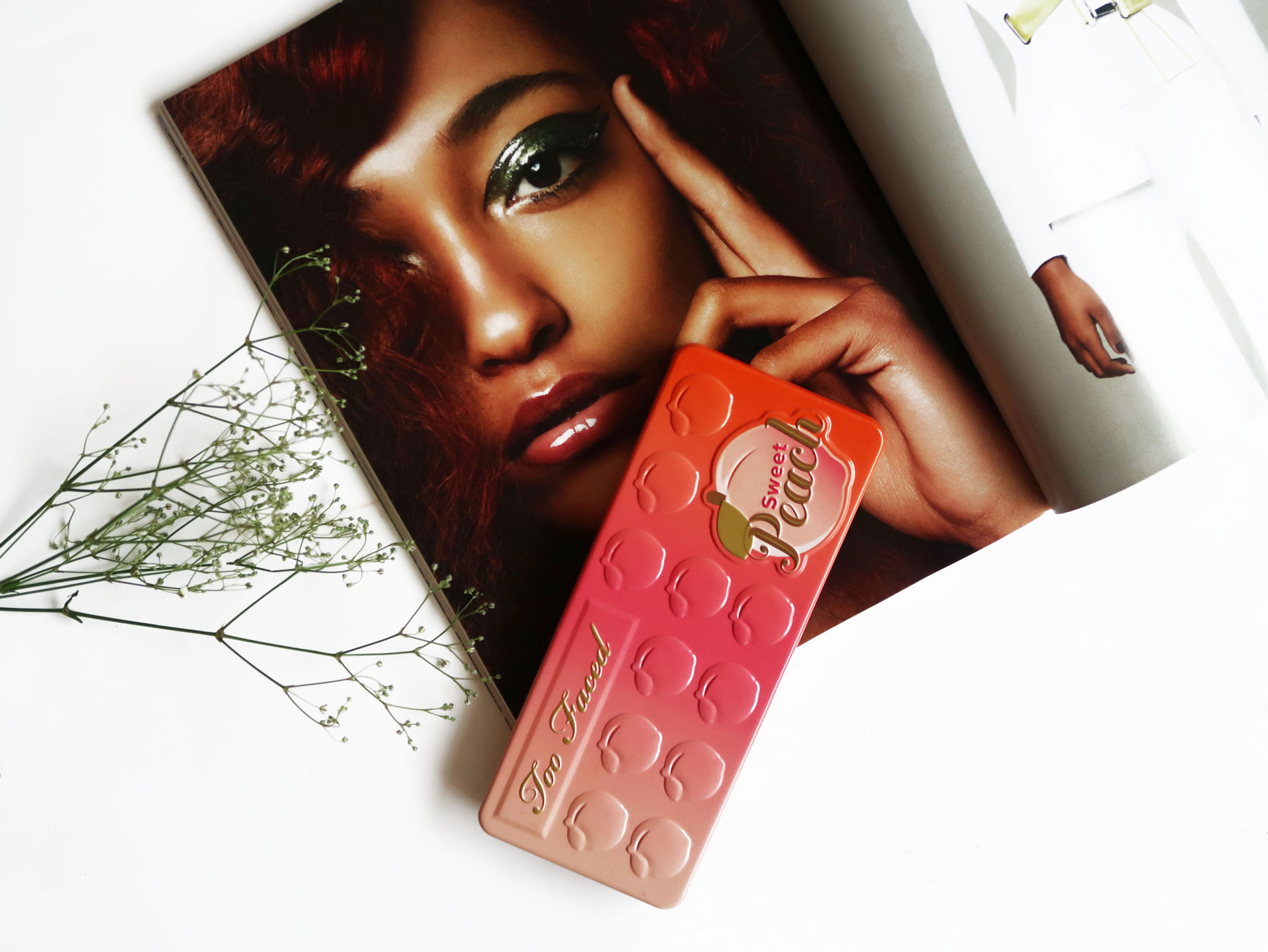 Sweet Peach Palette Review & Swatches